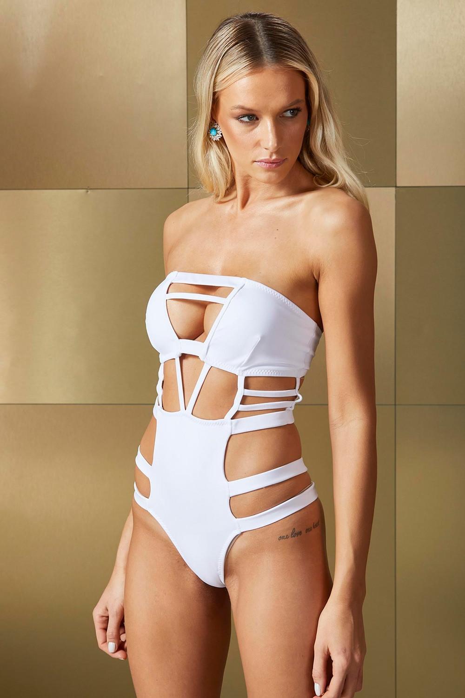 Body Jaqueline Al Mare Branco