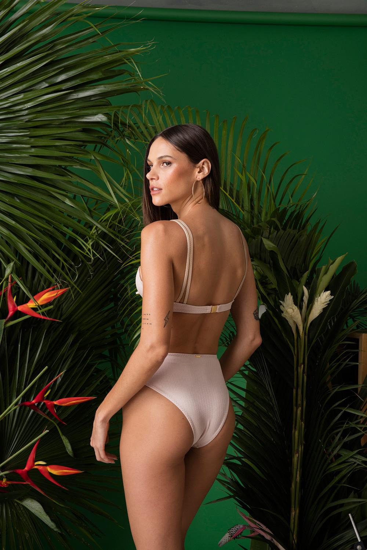 Calcinha Hot Pants Marieta Rose
