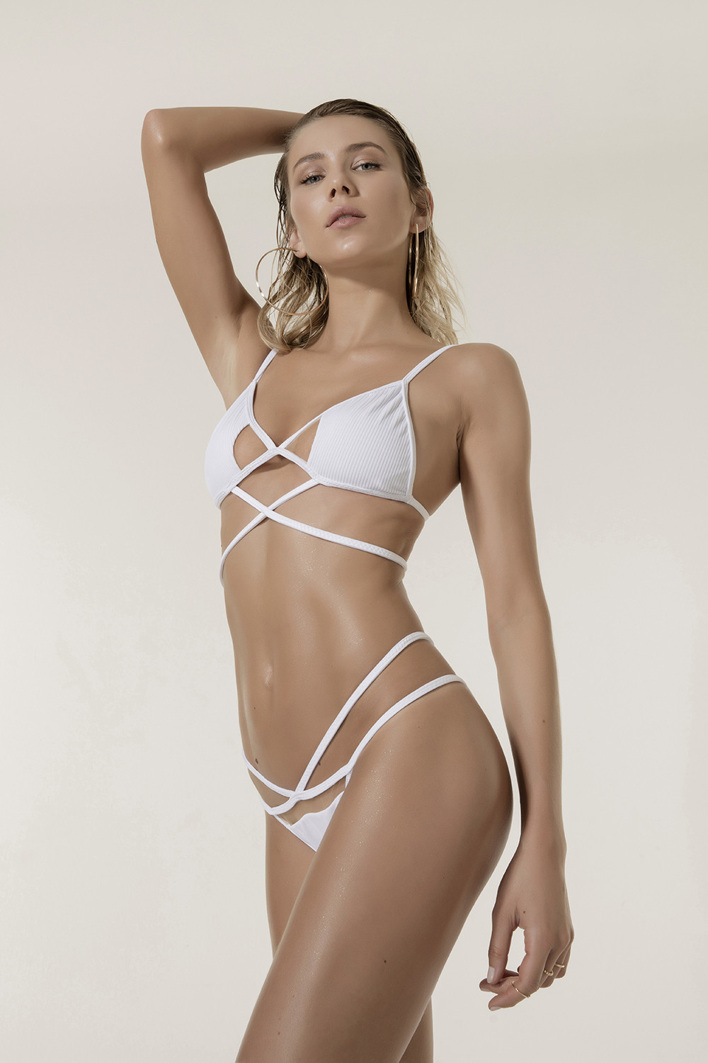 Top Tulum White