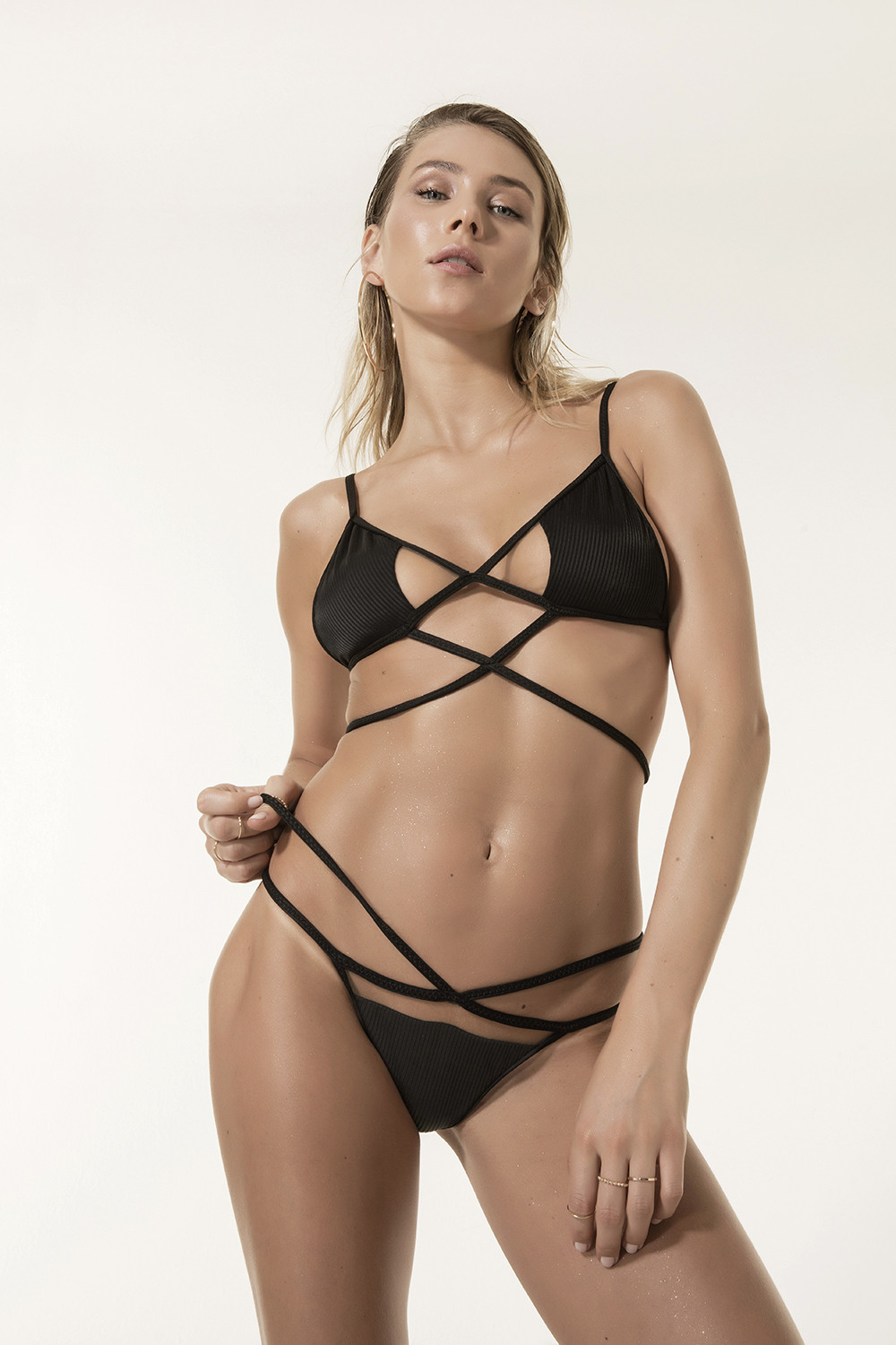Top Tulum Black