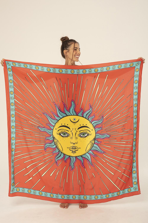 Canga Orange Sun
