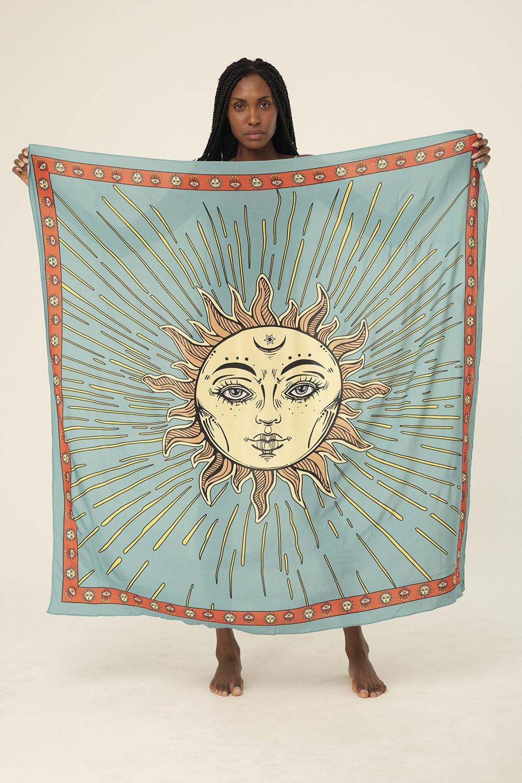 CANGA BLUE SUN
