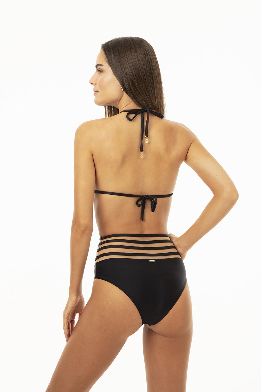 Calcinha Hot Pants  Astride Black