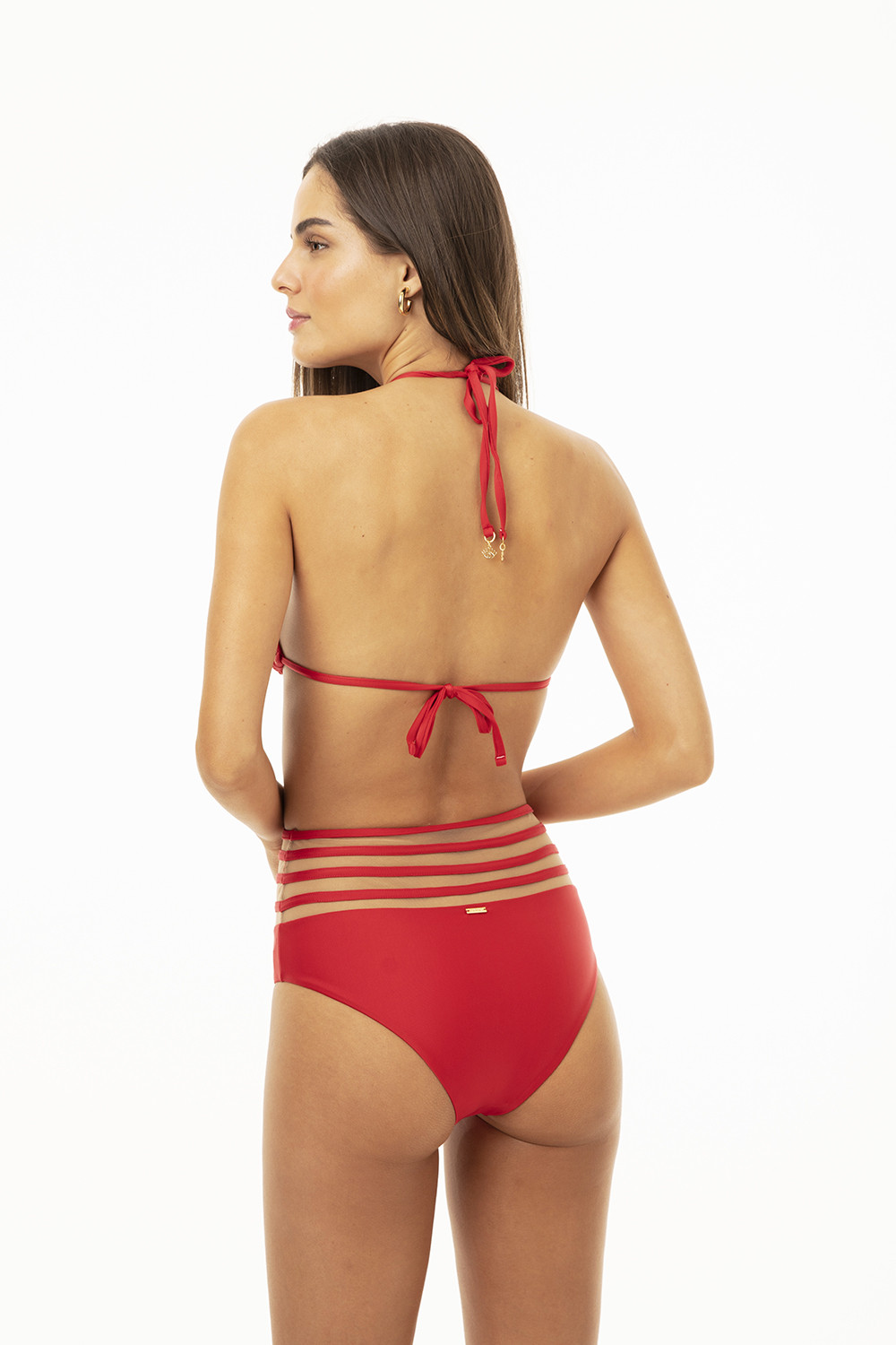Calcinha Hot Pants Astrid Red