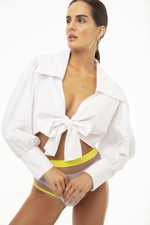 Camisa Greta Branca