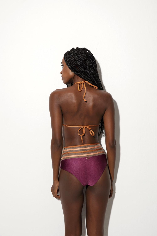 Calcinha Hot Pants Astride Beige Compose