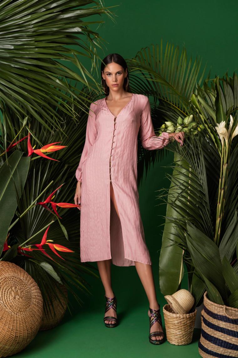 Midi Dress Melina Rose