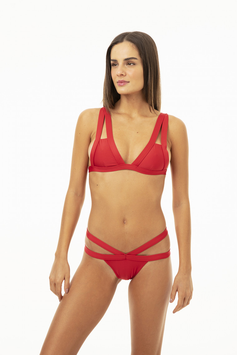 Top Kaila Red