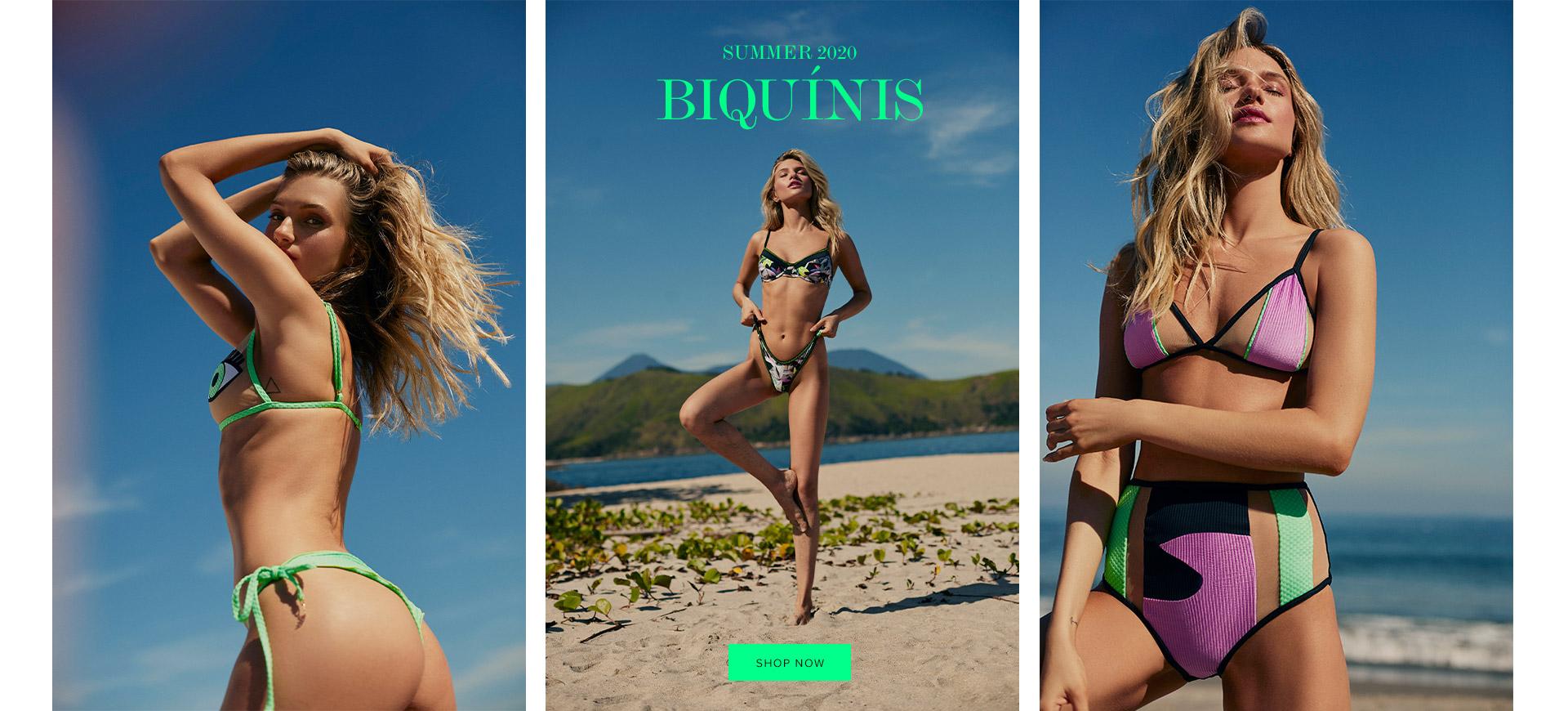 Summer 2020 - Biquinis